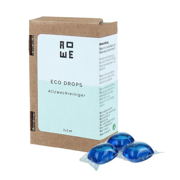 ROWE Eco Drops Allzweckreiniger - 3 x 5ml